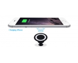 Wireless car holder charger